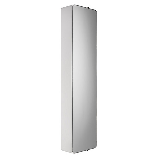 Croydex Arun Pivoting Bathroom Cabinet - 1200mm