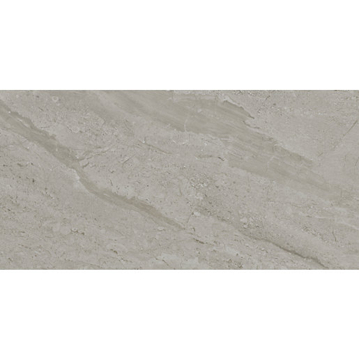 Astoria Warm Grey Porcelain Wall & Floor Tile