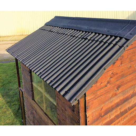 Watershed Roofing Kit for 6 x 6ft Apex