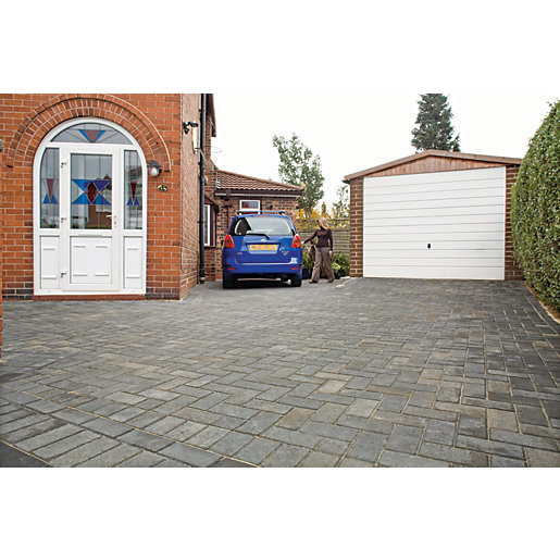 Marshalls Driveline 50 Smooth Driveway Block Paving -