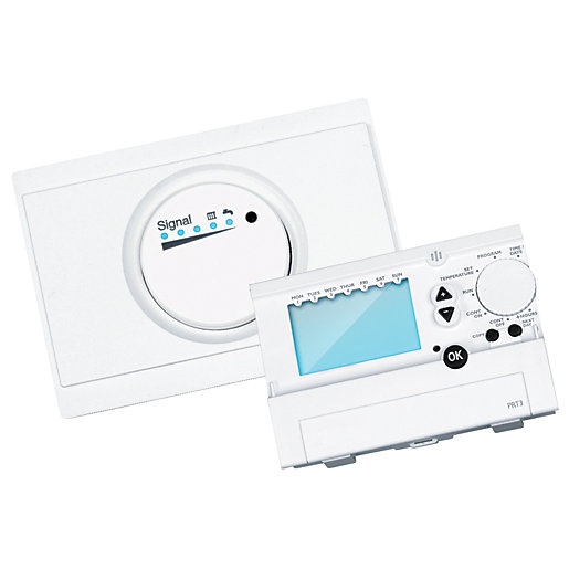 Ideal Vogue Radio Frequency Boiler Electronic Programmable Room