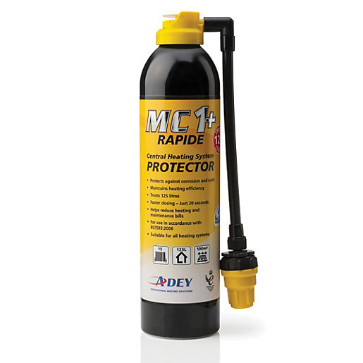 Adey MC1+ Magnaclean Rapide Central Heating System Corrosion