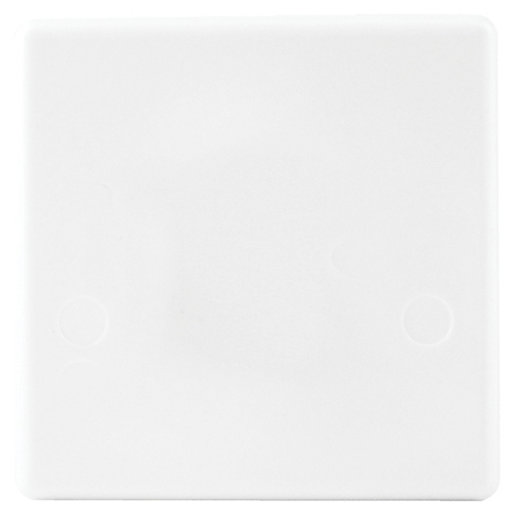 Wickes 45 Amp Cooker Connection Unit Slimline -
