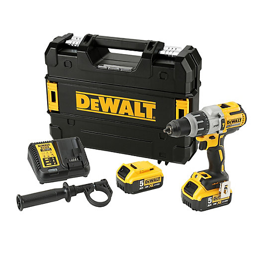 DEWALT DCD996P2-GB 18V XR 2 x 5.0Ah Brushless