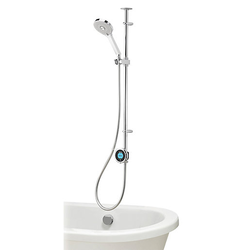Aqualisa Optic Q Smart Exposed Gravity Pumped Shower