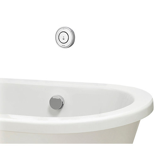 Aqualisa Unity Q Smart High Pressure Combi Bath