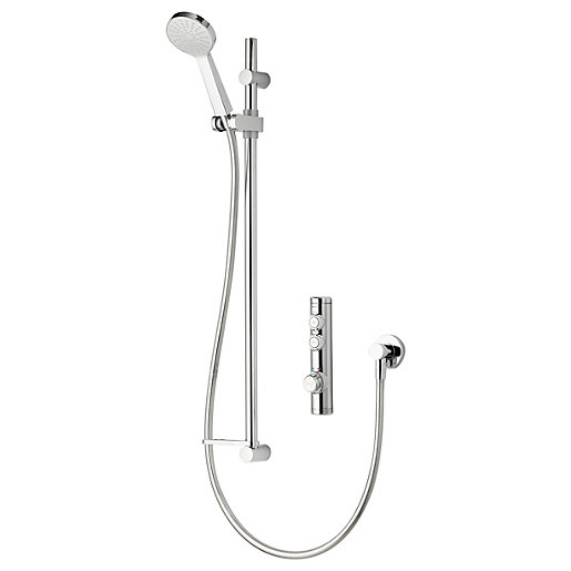 Aqualisa iSystem High Pressure Digital Concealed Shower with
