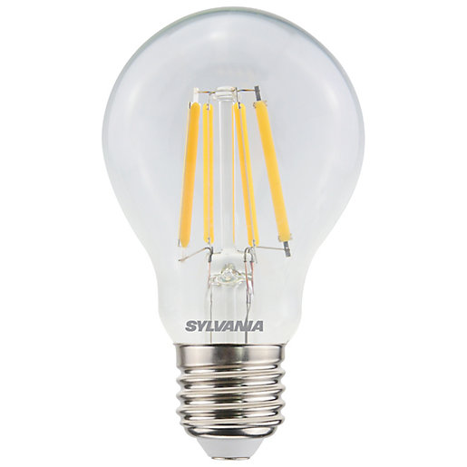 Sylvania LED GLS Clear Filament Dimmable 806 Lumen/60