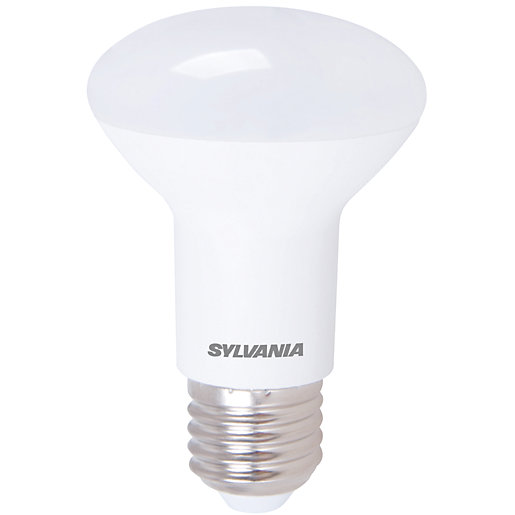 Sylvania LED Non Dimmable Frosted R63 Reflector E27