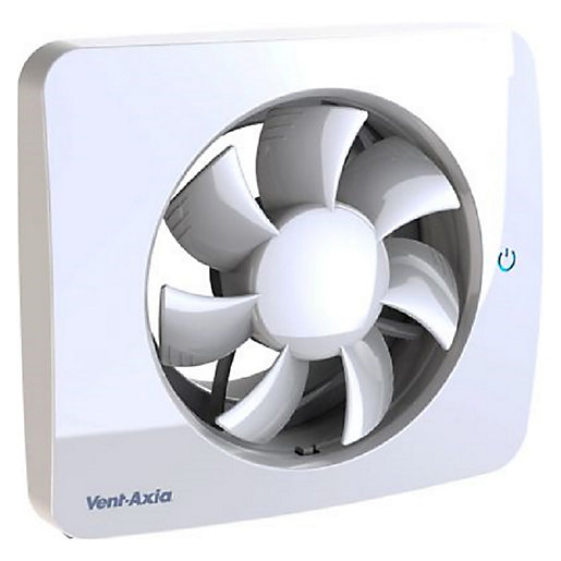 Vent-Axia Pure Air Sense Silent Bathroom Extractor Fan