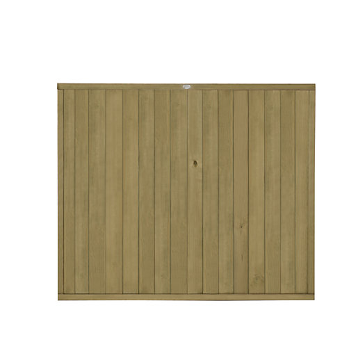 Forest Garden Tongue & Groove Vertical Fence Panel