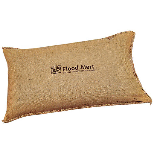 AP Hessian Expanding Flood Bag - Pack of