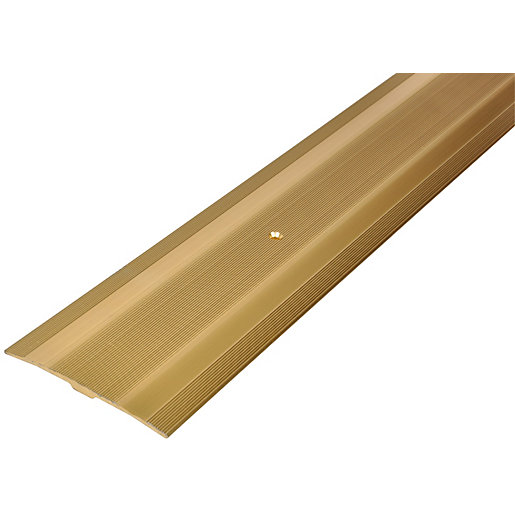 Vitrex 1.8m Extra Wide Cover Strip - Gold