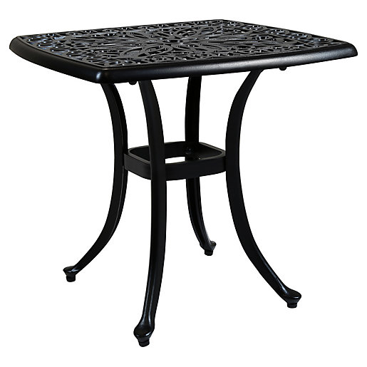 Charles Bentley Cast Aluminium Small Side Table In