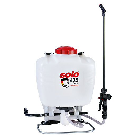 Solo 425P Classic Garden Backpack Sprayer - 15L