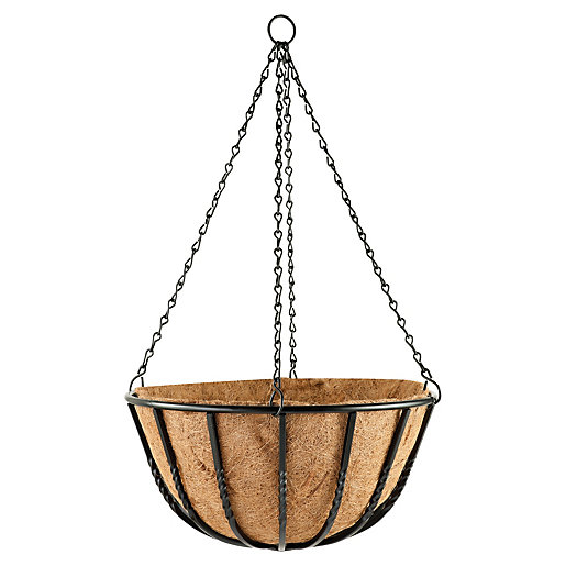 Blacksmith Hanging Basket 35cm (14in)