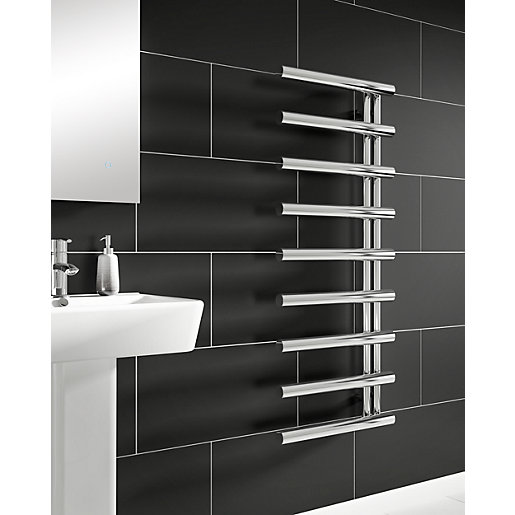 Towelrads Mayfair Chrome Towel Radiator - 795 x