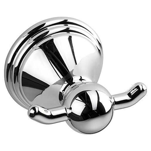 Croydex Chrome Westminster Robe Hook