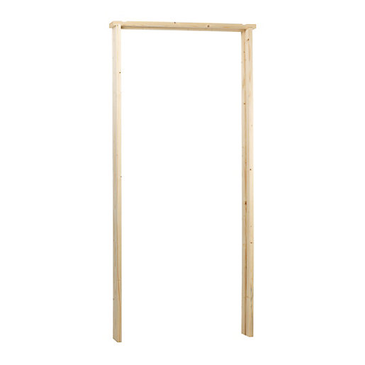 Wickes Internal Cls Sized 63mm Softwood Door Lining