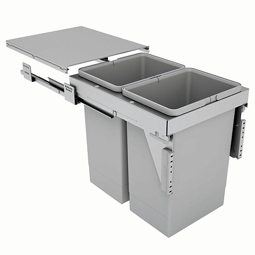Stanto 40 2 x 24L Bins for 400mm