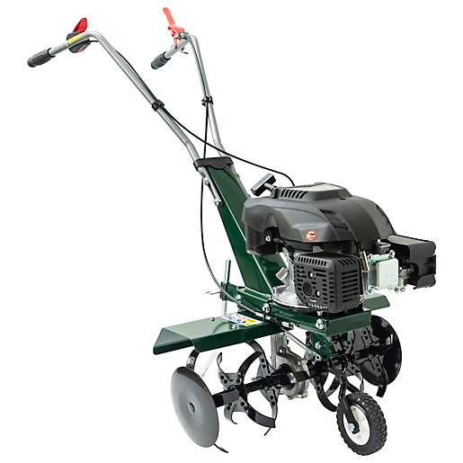 The Handy 22inch Petrol Tiller - 56cm