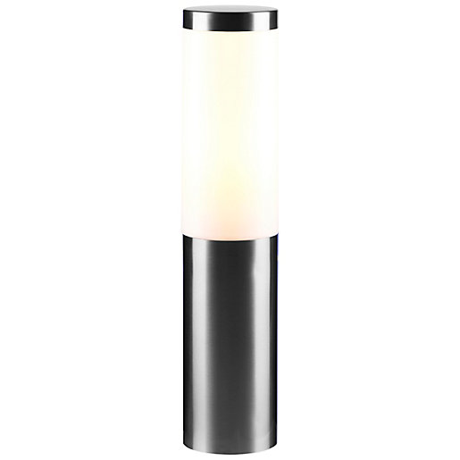 ELLUMIERE Stainless Steel Outdoor Low Voltage LED Bollard