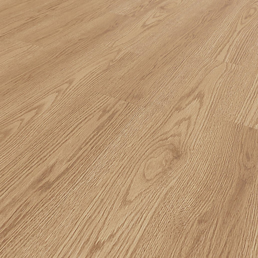 Novocore York Oak Luxury Vinyl Click Flooring -