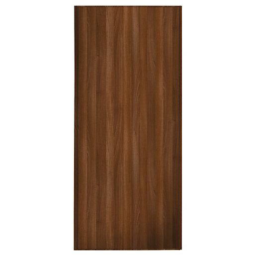 Spacepro Heritage Wood Effect Frame Sliding Wardrobe Door