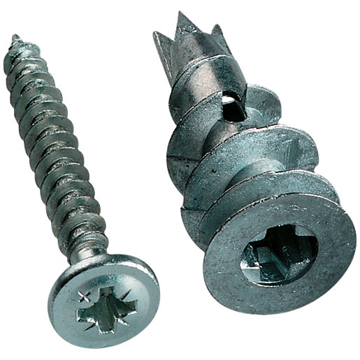 Self Drill Metal Fixers 32mm Pack of 50