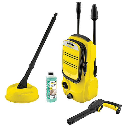 Karcher K2 Compact Home Pressure Washer