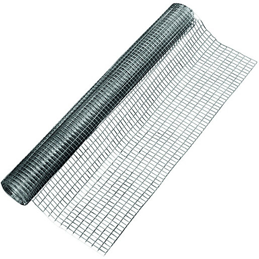 Wickes 13mm Garden Cage & Aviary Galvanised Wire