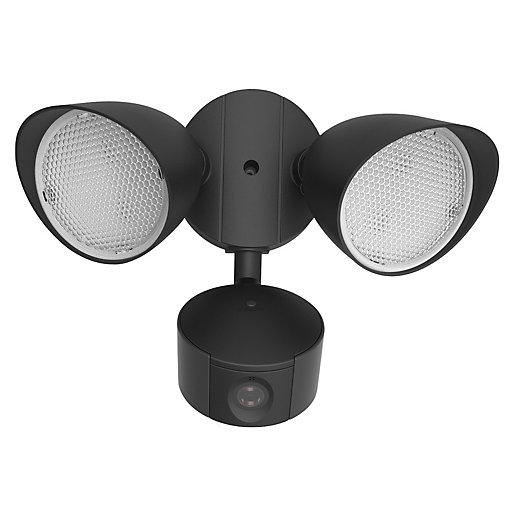Lutec Draco WI-FI Connected LED Security Floodlight &