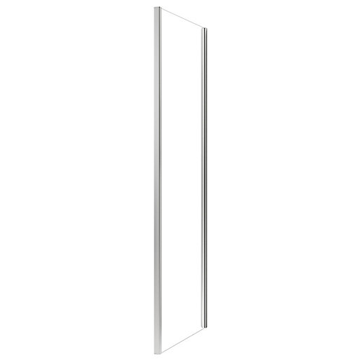 Nexa By Merlyn 6mm Chrome Semi Framed Side