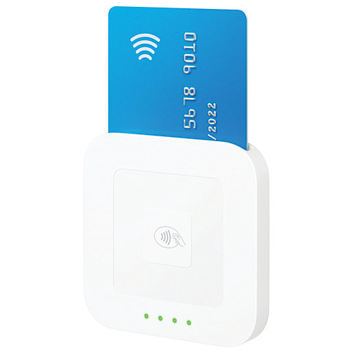 Square Card Payment Reader - White