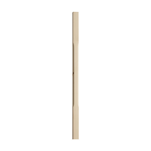 Wickes Pine Chamfered Spindle - 32 x 900mm