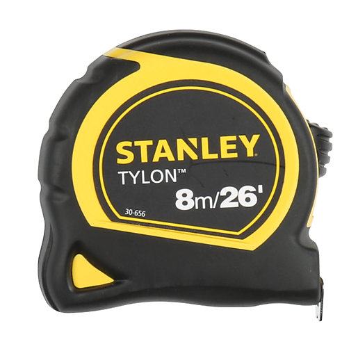 Stanley 1-30-656 Tylon Tape Measure - 8m