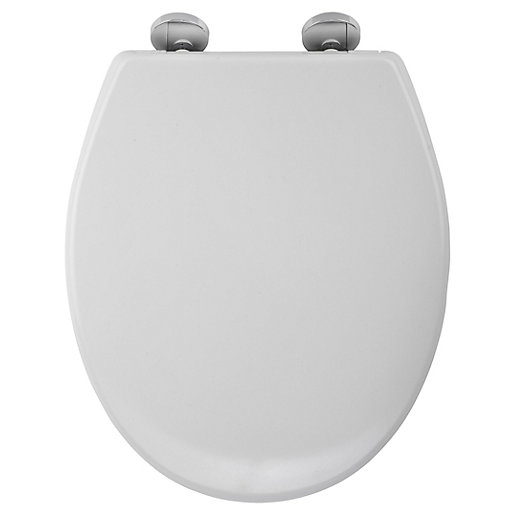 Croydex Constance Toilet Seat With Soft Close and