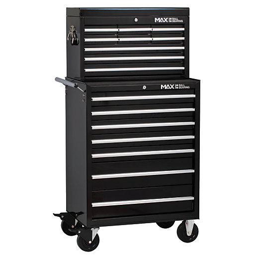 Hilka Professional 16 Drawer Tool Chest and Trolley