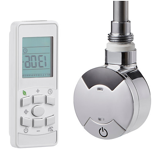 Towelrads 1000W Smart Timed Thermostatic Element with Remote