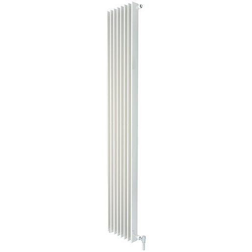 Henrad Verona Slim Single Panel Vertical Designer Radiator