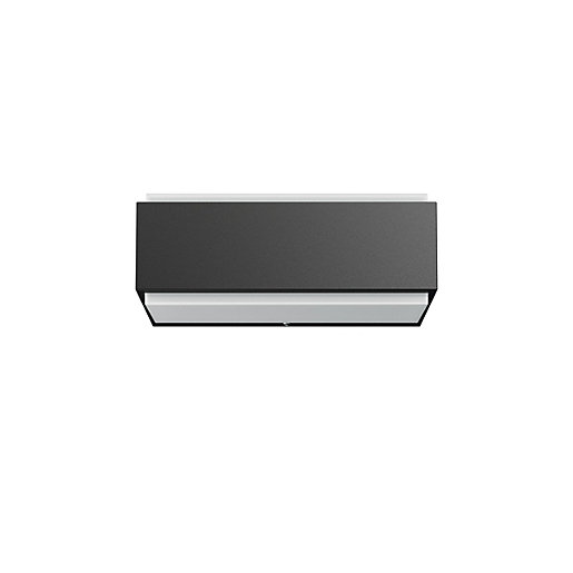 Philips Stratosphere Anthracite LED Wall Light - 4.5W