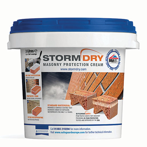 Stormdry Masonry Water Repellent - 3L