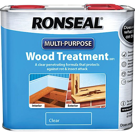 Ronseal Multi-Purpose Wood Treatment - 2.5L
