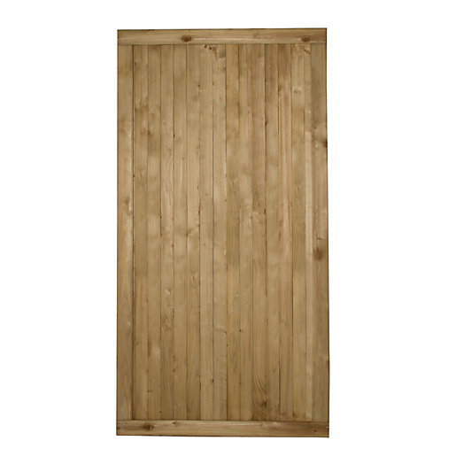 Wickes Acoustic Gate - 900 x 1828mm
