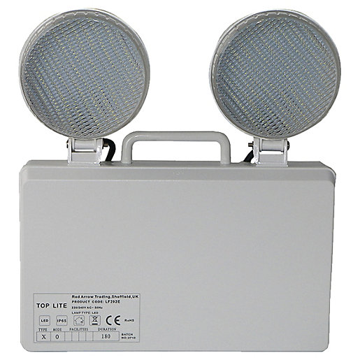 Ambient Lighting Emergency LED Twin Spot - 3