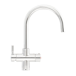 Franke 3-in-1 Monobloc Instante Boiling Water Tap - Chrome