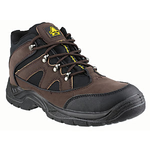 Amblers Safety FS152 Hiker Safety Boot - Brown