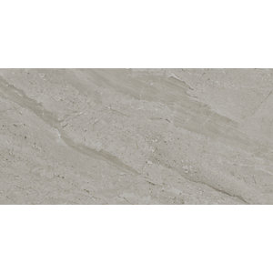 Astoria Warm Grey Porcelain Wall & Floor Tile 600 x 300mm Sample