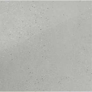 Wickes Rockford Grey Lappato Glazed Porcelain Wall & Floor Tile 445 x 445mm Sample