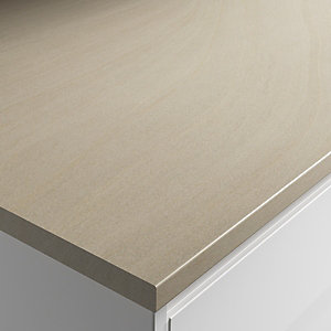 Wickes Kerala Laminate Bathroom Worktop - 2m x 337mm x 28mm